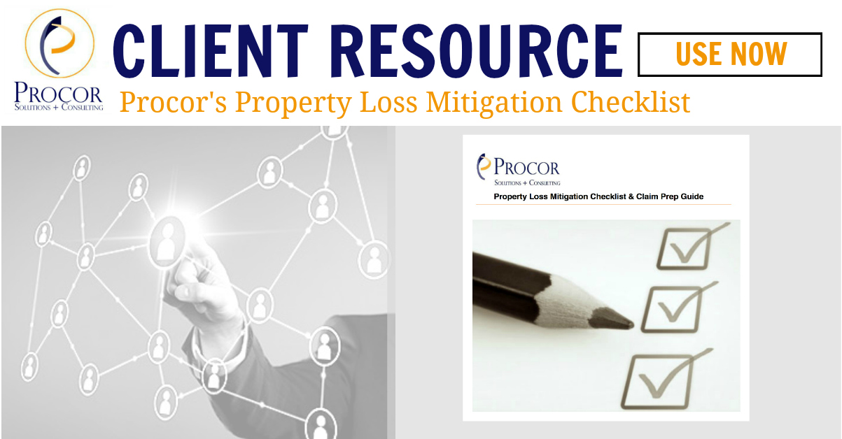 Property Loss Mitigation Checklist & Claim Prep Guide