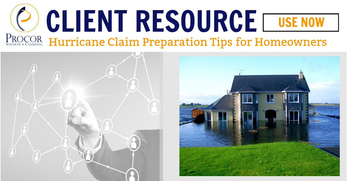 Hurricane Claim Preparation Tips for Homeowners