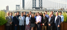 Procor Team Celebrates Outstanding Q2 Results and Tours Its New Brooklyn HQ!