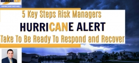 5 Key Steps Risk Managers CAN Take To Be Ready To Respond and Recover