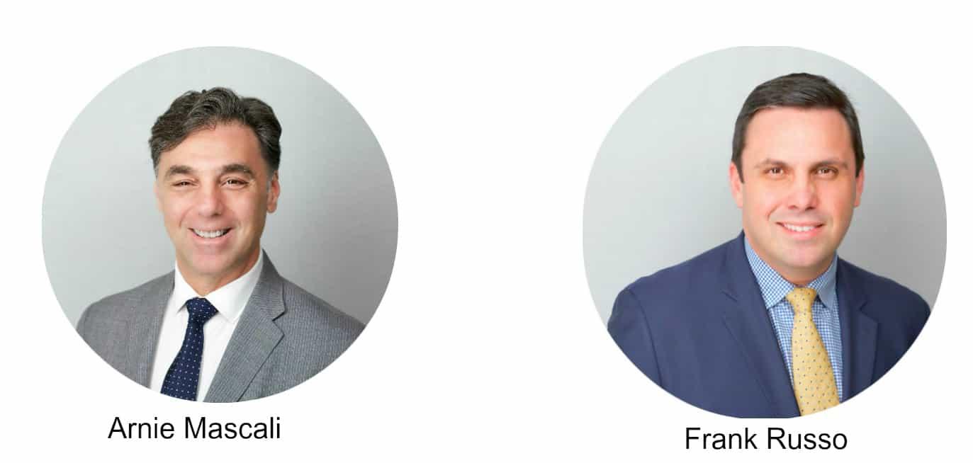 Photos of Arnie and Frank