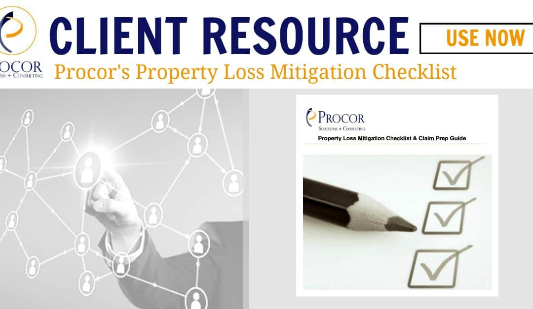 Property Loss Mitigation Checklist & Claim Prep Guide