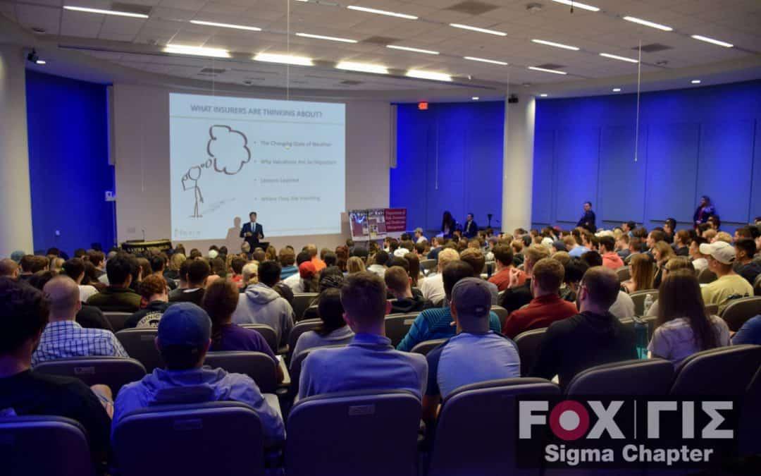 Temple University Presentation to Gamma Iota Sigma