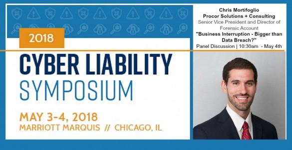 Chris Mortifoglio To Speak At 2018 PLUS Cyber Symposium