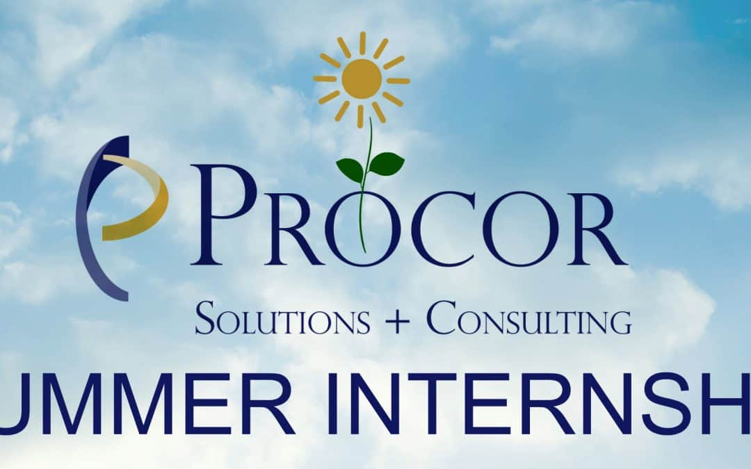 Procor's Summer Intern Mike Zingaro Shares His Experience