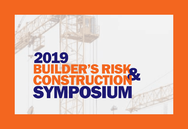 Procor: Builder's Risk & Construction Symposium 2019 Bronze Sponsor