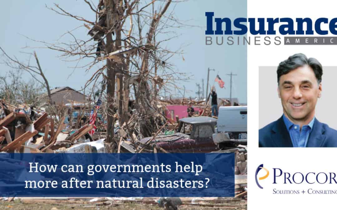 Arnie Mascali Featured On Insurance Business Magazine