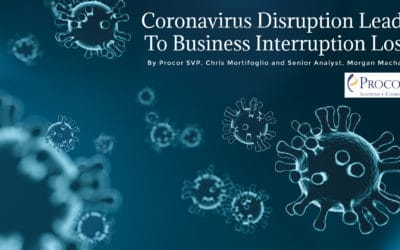 """Coronavirus"" (COVID-19) Disruption Leads To Business Interruption Losses"