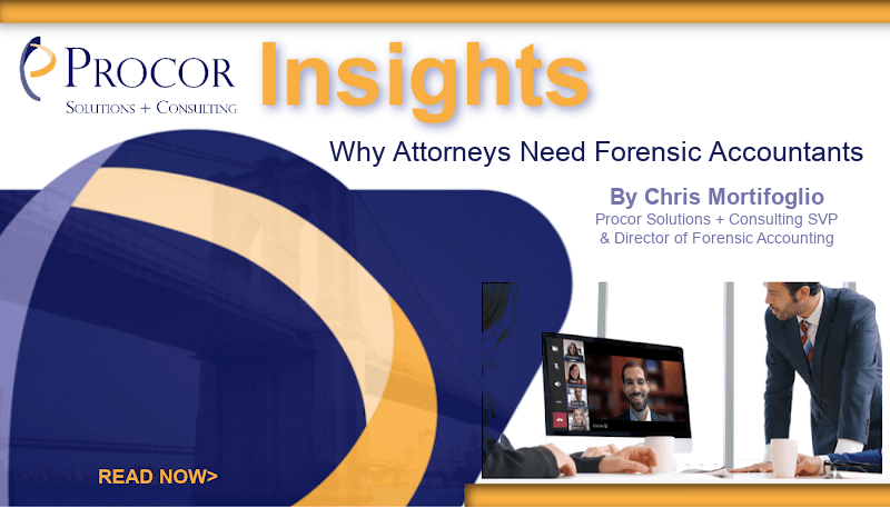 Why Attorneys Need Forensic Accountants