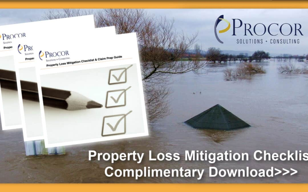 Complimentary Procor Property Loss Mitigation Checklist